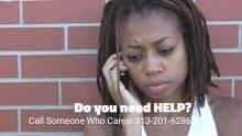 Call Someone Who Cares - I CARE Video