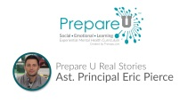 Prepare U by Therapy Live - Ast. Principal Eric Pierce Video