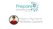 Prepare U by Therapy Live - Nickolas Gastaris Video