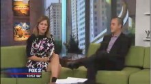 (2013) Ryan Beale Forty Days off Fox2 Interview Video